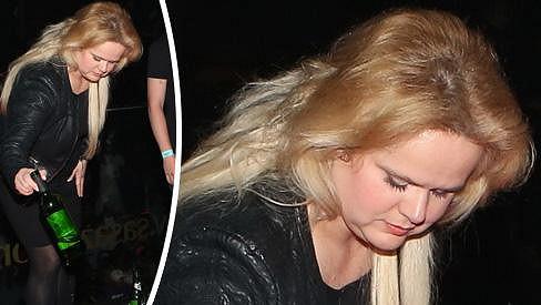 Monika Štiková si nechala prodloužit vlasy.