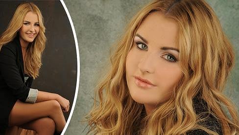Kateřina Zemanová je překrásná.