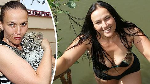 Jana Rychterová zhubla za pár měsíců deset kilo. Vloni se nám ukázala v plavkách.