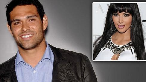 Mark Sanchez je prý novým objevem pohledné Kim Kardashian.