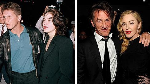 Madonna a Sean Penn po dlouhé pauze opět spolu