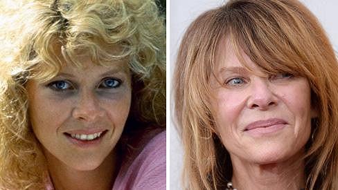 Kate Capshaw po 30 letech