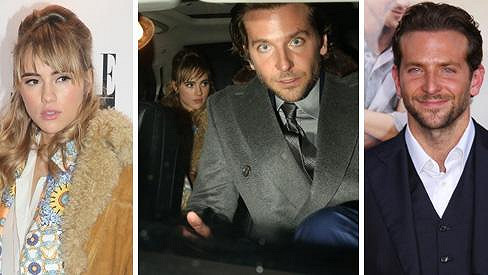 Bradley Cooper a Suki Waterhouse - rodí se nový pár?
