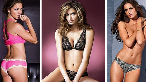 Jak se vám líbí brazilské modelky?