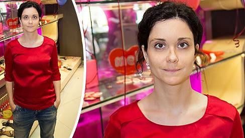 Lucia Šoralová ukázala těhotenské bříško.