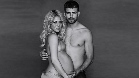 Shakira s Gerardem Piquem