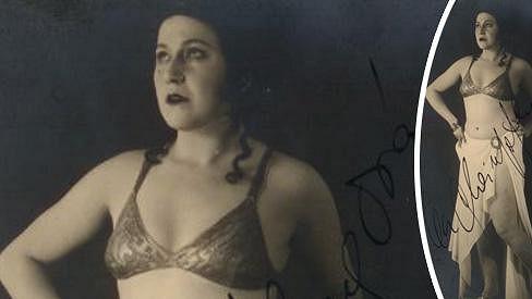 Tahle dívka patřila svého času k prvním dámám Národního divadla.