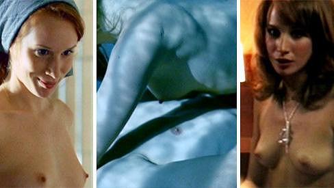 Táňa Pauhofová se svlékla hned v několika filmech.