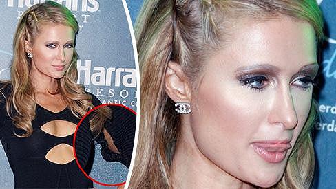 Paris Hilton to tentokrát nevychytala.