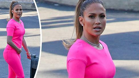 Jennifer Lopez opět zazářila.
