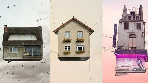 Chtěli byste bydlet v oblacích?