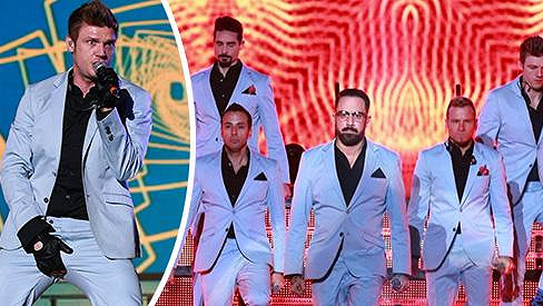 Backstreet Boys ještě nezmizeli ze scény.