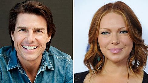 Tom Cruise má nejspíš novou partnerku.