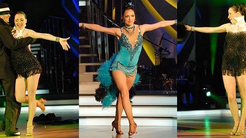Tatiana Vilhelmová to ve StarDance dotáhla až do velkého finále.