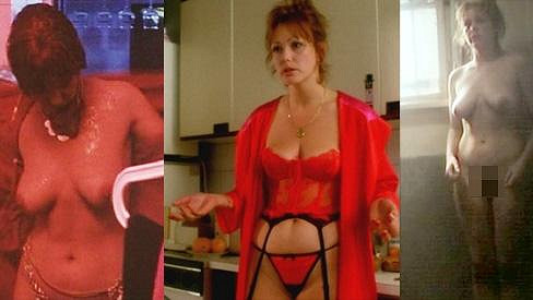 Martina Adamcová se ve filmu nebála svlékacích scén.