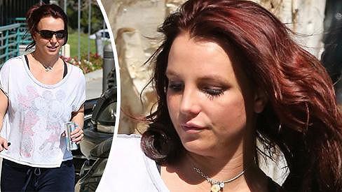 Britney to tentokrát nevychytala.