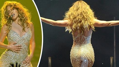 Jennifer Lopez se stále chlubí jedním z nejvíc sexy pozadí světa.