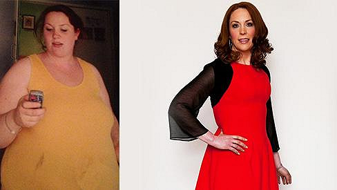 Emma Dune a její váhová proměna