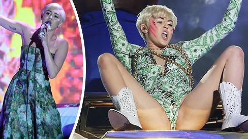 Miley Cyrus snad konečně dospěla.