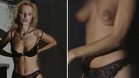 Kateřina Brožová se ráda svléká.