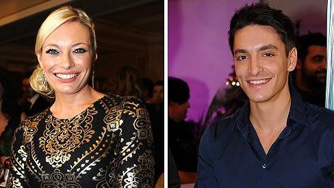 Lucie Borhyová a Michal Hrdlička přiznali, že spolu chodí.
