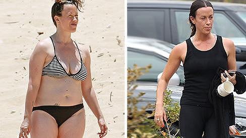 Alanis Morissette má už aspoň deset kilo dole.