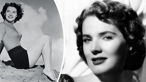 Polly Bergen zahájila kariéru v polovině minulého století.