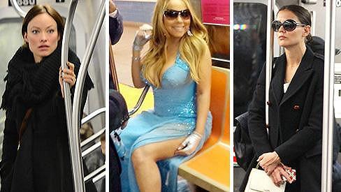 I celebrity mají právo sedět.