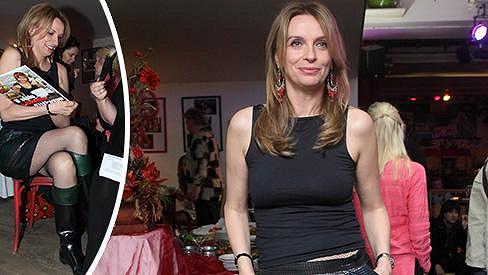Ivana Chýlková vypadá báječně.