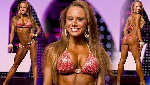 Nathalia Melo Moreira se stala Ms. Bikini Olympia.
