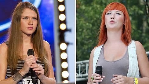 Jacquelin je sestrou zatím známější Debbi.