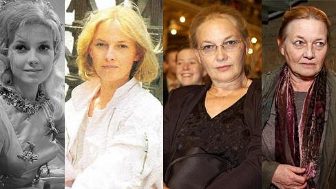 Takhle šel čas s herečkou Janou Preissovou.