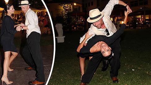 Věděli jste, že je Gábina Partyšová vášnivou tanečnicí?