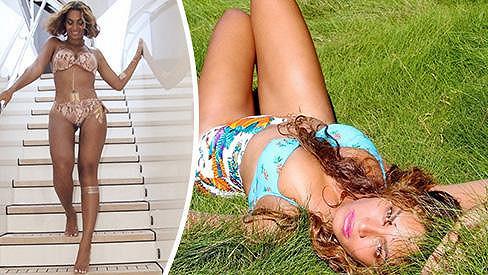 Beyoncé je opět šťastná!