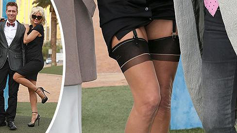 Pamela Anderson tentokrát silikony neukázala...