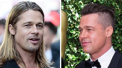 Brad Pitt prošel další radikální proměnou.
