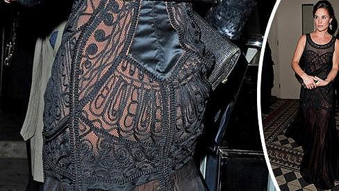 Pippa Middleton a její proslulé křivky