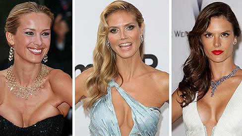 Cannes je přehlídkou filmů i ženské krásy.