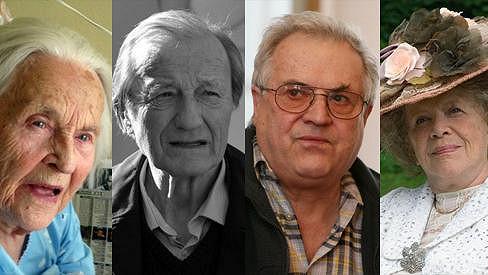 Tyhle legendy se letos potkaly v hereckém nebi.