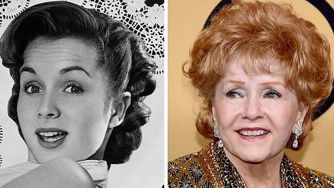 Debbie Reynolds po 60 letech