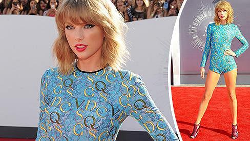 Taylor Swift na MTV Video Music Awards 2014