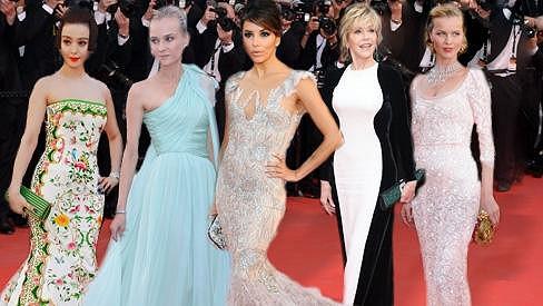 Tyhle dámy ohromily Cannes.