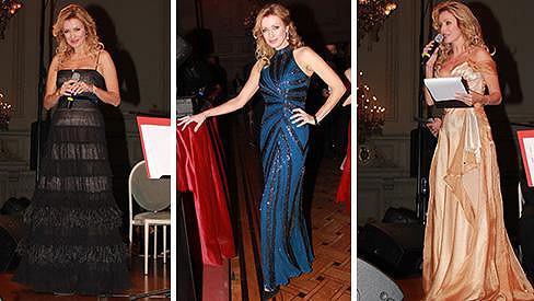 V těchto modelech nás Kateřina Brožová reprezentovala na bruselském plese.