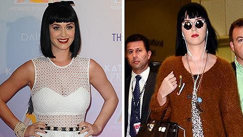 Proměna Katy Perry