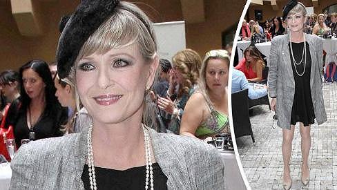 Chantal Poullain vypadá fantasticky.