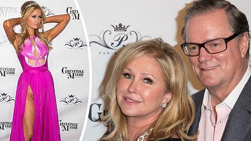Paris Hilton a její rodiče