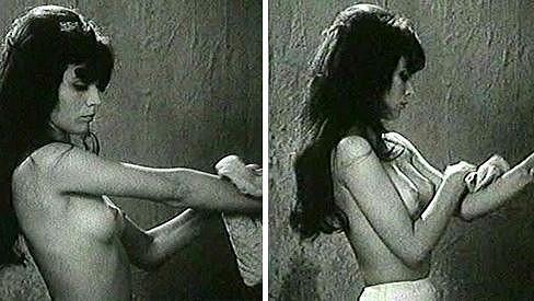 Emília Vášáryová se na filmovém plátně svlékla jenom jednou.