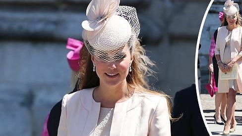 Styl Kate Middleton napodobují ženy po celém světě.