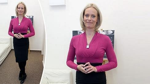 Čtyři měsíce po porodu je Kristina Kloubková zase štíhlá.