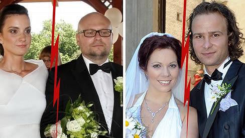 Pro Míšu Maurerovou a Míšu Noskovou bude rok 2013 spojen s rozpadem jejich manželství.